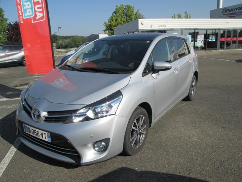 Toyota Verso 112 D-4D Business 5 places Diesel GRIS CLAIR Occasion à vendre